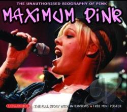 Pink - Maximum Pink CD Cover Art