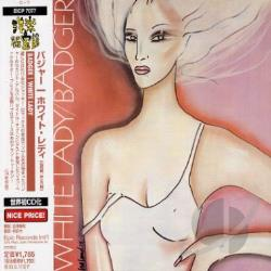 Badger - White Lady CD Cover Art