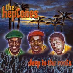 Heptones - Deep in the Roots CD Cover Art