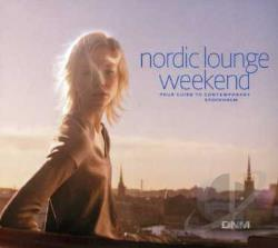 Nordic Lounge Weekend CD Cover Art