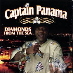 Captain Panama - Diamonds CD Cover Art