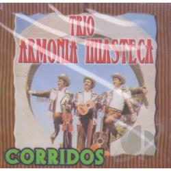 Trio Armonia Huasteca - Corridos CD Cover Art