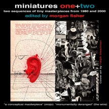 Miniatures One & Two - Miniatures One & Two CD Cover Art