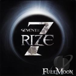 Seventh Perr / Seventh Rize - Full Moon CD Cover Art