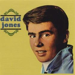 Jones, Davy - David Jones CD Cover Art