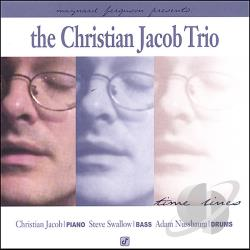 Jacob, Christian - Time Lines CD Cover Art