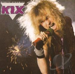Kix - Midnite Dynamite CD Cover Art