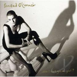 O'Connor, Sinead - Am I Not Your Girl? CD Cover Art