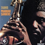 Sanders, Pharoah - Tauhid CD Cover Art