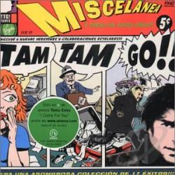 Tam Tam Go - Miscelanea CD Cover Art