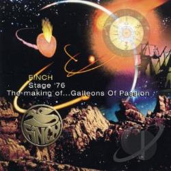 Finch - Making Ofgalleons Of P CD Cover Art