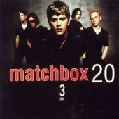 Matchbox Twenty - 3am CD Cover Art