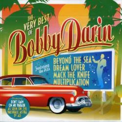 Darin, Bobby - Very Best of Bobby Darin CD Cover Art