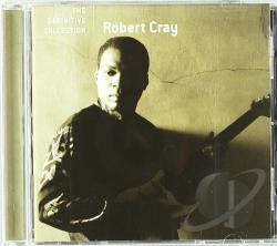 Cray, Robert - Definitive Collection CD Cover Art