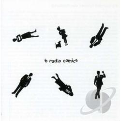 Radio Comics - Klammer, Josef CD Cover Art