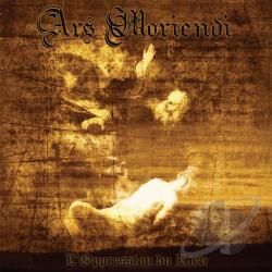 Ars Moriendi - L'Oppression du Rien CD Cover Art