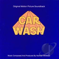Car Wash CD Cover Art