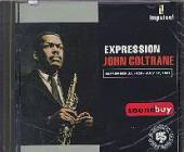 Coltrane, John - Expression CD Cover Art
