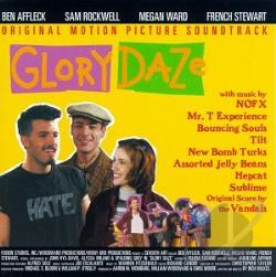 Glory Daze CD Cover Art
