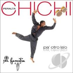 Peralta, Chichi - Pa' Otro La'O CD Cover Art
