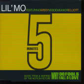 Lil Mo (ft Missy Elliott) - 5 Minutes DS Cover Art