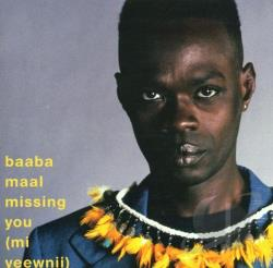 Maal, Baaba - Missing You (Mi Yeewnii) CD Cover Art