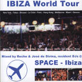 Ibiza World Tour - Various Artists - Techno/Dance CD Cover Art