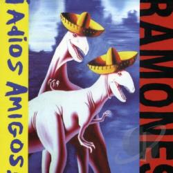 Ramones - Adios Amigos! CD Cover Art