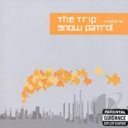 Trip: Created By Snow Patrol CD Cover Art