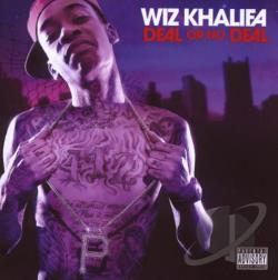 Khalifa, Wiz - Deal or No Deal CD Cover Art
