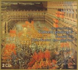 Banchini / Corelli / Ensemble 415 - Concerti Grossi Op 6 CD Cover Art