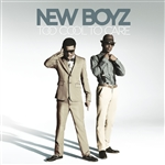 New Boyz - Too Cool to Care CD Cover Art
