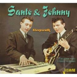 Santo & Johnny - Sleepwalk CD Cover Art
