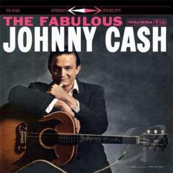 Cash, Johnny - Fabulous Johnny Cash LP Cover Art
