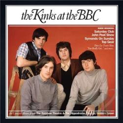 Kinks - Kinks at the BBC CD Cover Art