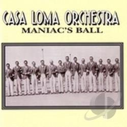Casa Loma Orchestra - Maniac's Ball CD Cover Art