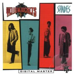 Yellowjackets - Shades CD Cover Art