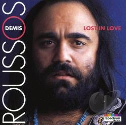 Roussos, Demis - Lost in Love CD Cover Art