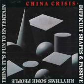 China Crisis - Difficult Shapes CD Cover Art