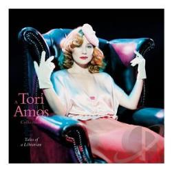 Amos, Tori - Tales of a Librarian: A Tori Amos Collection CD Cover Art