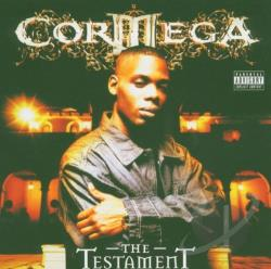 Cormega - Testament CD Cover Art