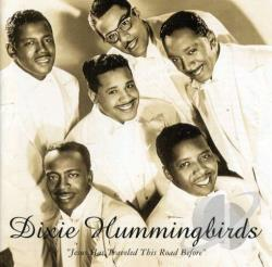 Dixie Hummingbirds - Jesus Has Traveled This Road Before 1939-52 CD Cover Art