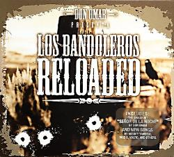Presenta: Los Bandoleros Reloaded CD Cover Art