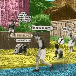 F.I.B - Fill In The Blanks CD Cover Art