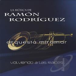 Orquesta Miramar - Volviendo a Las Raices CD Cover Art