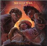 Britny Fox - Boys In Heat DB Cover Art
