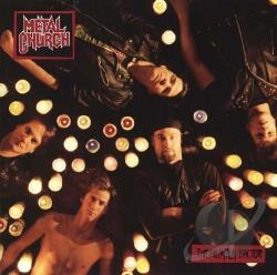 Metal Church - Human Factor CD Cover Art