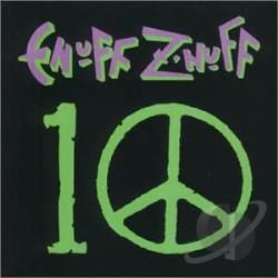Enuff Z'Nuff - 10 CD Cover Art