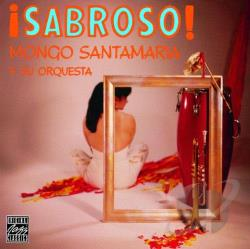 Santamaria, Mongo - Sabroso! CD Cover Art