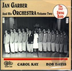 Garber, Jan - 1944 Swing Band, Vol. 2 CD Cover Art